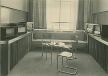 XV-236-01-4 Interieur van de N.V. Rotterdamsche Electriciteit Maatschappij van het H. Croon & Co. aan de Schiemond.22.