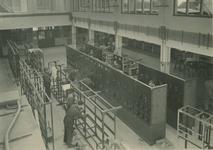 XV-236-01-5 Interieur van de N.V. Rotterdamsche Electriciteit Maatschappij van het H. Croon & Co. aan de Schiemond.22.