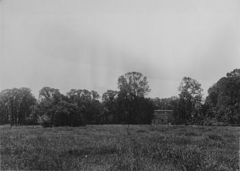 XXV-327-01-00-00-02-2 Tuin van de buitenplaats Woudenstein aan de Honingerdijk.