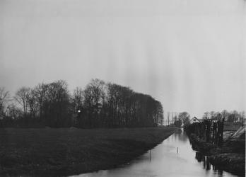 XXV-327-01-00-00-02-3 Tuin van de buitenplaats Woudenstein aan de Honingerdijk.