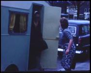 BB-7612 Amateurfilm van de Kilima Hawaiians / familie Buijsman. Film zonder geluid. Toeristische bezoeken rondom ...
