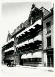 1976-11073 Cacao- en chocoladefabriek Ringers aan de Baan.