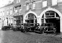 1976-11394 Cito-garage aan de Joost van Geelstraat.