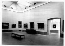 1976-11884 Schilderijen in het Museum Boymans aan de Mathenesserlaan.