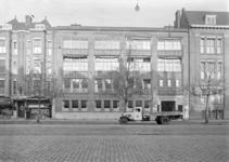 1976-12016 Het gebouw van de Marathon Staalmaatschappij aan de Eerste Middellandstraat nummers 111-115.