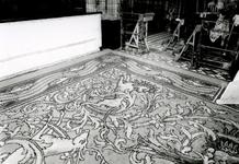 1976-12190 Interieur rooms-katholieke kerk Allerheiligste Verlosser aan de Goudse Rijweg.