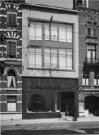 1976-14288 Het pand van H. Pander en zonen aan de Witte de Withstraat.