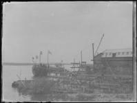 1976-4245 Scheepswerf de Bode in Krimpen aan den IJssel.