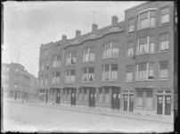 1976-4397 Woonhuizen aan de Slaghekstraat.