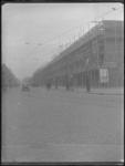 1976-4649 Huizen in aanbouw aan de zuidzijde van de Nieuwe Binnenweg.