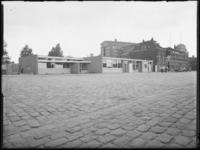 1976-5551 Het gebouw van de Bedrijfsgeneeskundige dienst aan de Sint-Jobsweg.