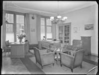 1976-6213 De kantoorruimte van de Soda- en Chemicaliënfabriek van Kortman en Schulte aan de Achterhaven 48.