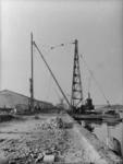 1976-6773 Heiwerk aan de Binnenhaven.