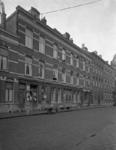 1976-6944 Gezicht in de Volmarijnstraat. In het midden: de rijwielhandel Corn. van de Touw.
