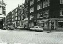 1976-8652 Woningen aan de Koepelstraat, gezien vanaf de Crooswijkseweg.