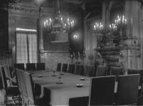 2006-1149-5 Interieur van vergaderruimte in het hoofdkantoor van R.V.S, Rotterdamse Verzekerings-Sociëteit, Westerstraat 3.