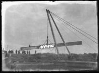 2008-5194 Transport van een lange stalen balk, uitgevoerd door N.V. Expeditie en Scheepvaart Maatschappij voorheen J.C. ...