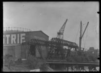 2008-5197-08 De montagehal van de N.V. Nederlandsche Staalindustrie aan de Keileweg nummer 40.
