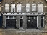 SCHOLTE-2003-190 De advocaatfabrief van A.J. Scholte aan de Batavierenstraat te Rotterdam