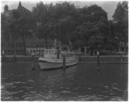1 Spido rondvaartboot Lekhaven in de Veerhaven.
