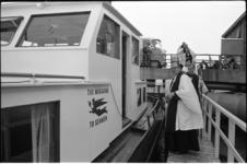 1-2 Spido rondvaartboot Lekhaven in de Veerhaven.