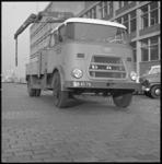 10050-1 Nieuwe DAF vrachtwagen voor wegwerkzaamheden.