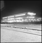 10147-1 Verlicht metrostation Zuidplein.