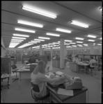 10345 Administratieve afdeling in het nieuwbouwpand van Scheffer Kleding in Krimpen aan den IJssel.