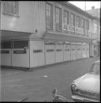 10473 Exterieur van supermart Albert Heijn aan de Nieuwe Binnenweg 34.