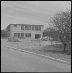 10799-1 Exterieur van het biologisch station Weevers' Duin in Oostvoorne.