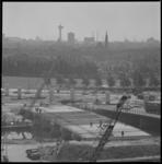 11077 Bouw van de oostelijke rijbrug van de verbinding Kleinpolderplein-Blijdorpplein over het Schie-Schie-kanaal; ...