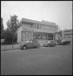 11229 Boerenleenbank en Spaarbank Overschie aan de Burgemeester Baumannlaan.