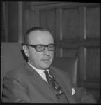 11398 Portret van J. Bartels, directeur Nederland van Unilever.