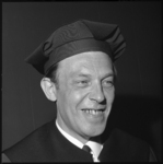 11586 Portret van prof. dr. C.J.B.J. Trimbos; hoogleraar sociale en preventieve psychiatrie.