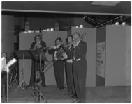 11928 Koperblazers van het Rotterdams Philharmonisch Orkest zorgden voor een muzikale verrassing bij binnenkomst van ...