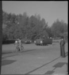 12104-1 Pantserwagens bij Ambonezenkamp IJsseloord in Capelle aan den IJssel.