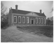 12150-1 Gebouw van Kuyl's fundatie is verhuisd van de Schiekade naar de 's-Gravenweg.