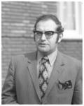 12251 Gerard Verschoor, voorzitter Sociaal Wijkorgaan Prins Alexander.