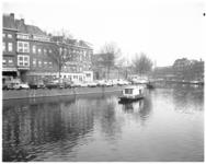 12279 Gezicht op de Rotte bij de Crooswijksebocht.