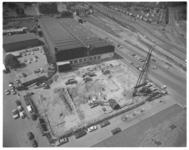 12511 Sloop bedrijfsgebouwen Ford en N.V. Handelsveem Mij Overbeek & Co aan de Galvanistraat in verband met de geplande ...