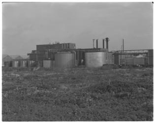 12588 Bedrijfsterrein destructiebedrijf Gekro in Overschie.