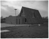 12595 Kinderboerderij de Wilgenhof aan de Ringdijk in Hillegersberg.