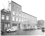 12615 Broodfabriek en bakkerij van de Van der Meer & Schoep aan het Willebrordusplein in het Oude Noorden.