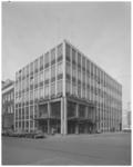 12690-3 Kantoor van de dagbladen Trouw en de Rotterdammer hoek Hartmansstraat, Witte de Withstraat