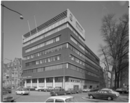 12725 Kantoorgebouw van handel- en scheepvaartonderneming Internatio-Müller aan de Westerlaan.