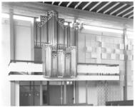 12732 Nieuwe orgel van de Sionkerk van de Gereformeerde Gemeente In Prins Alexander.