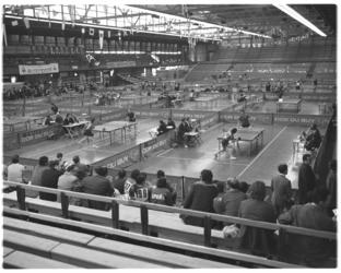 12766 Europese kampioenschappen tafeltennis in de Energiehal.