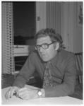 12913 Portret Wim van der Have, gemeenteraadslid (PvdA).