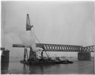 1302-1 Brugsegment van de Baanhoekbrug tussen Dordrecht en Sliedrecht wordt verwijderd ivm. de aanstaande passage van ...