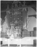 13024 Nieuw orgel in de Singelkerk in Ridderkerk.
